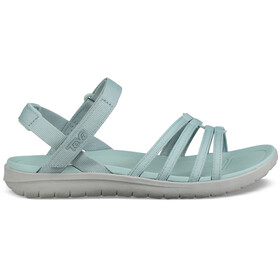 Teva Sanborn Cota Sandals Women Gray Mist